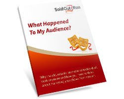 What Happened To My Audience?