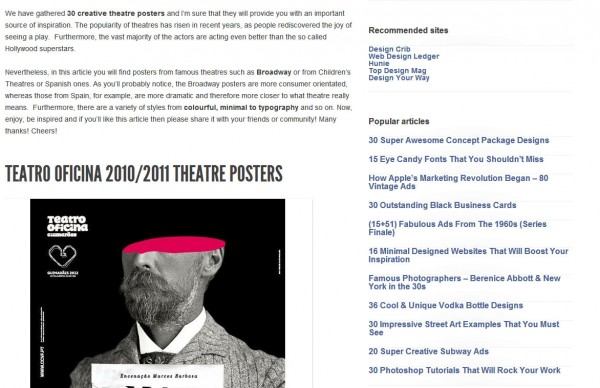 theatre-posters